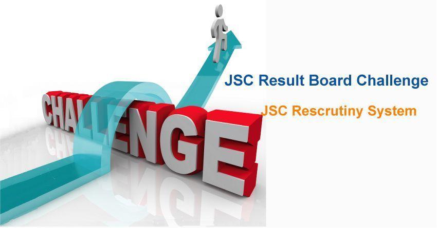 JSC Board Challenge Result 2019